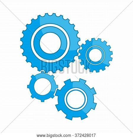 Gear Icon, Gear Icon Vector, Gear Icon Image, Gear Icon Vector Design Illustration, Gear Icon Pictur
