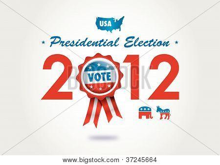 U.S presidential election 2012