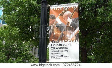 Atlanta Symphony Orchestra Celebrating 70 Seasons - Atlanta, Georgia - April 22, 2016