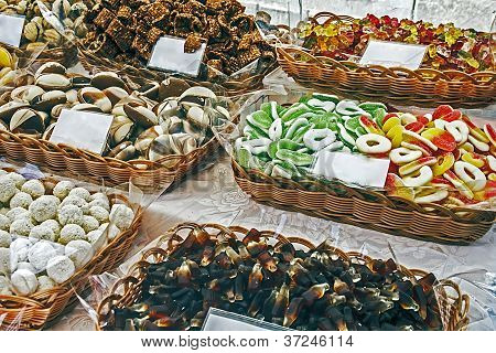 Sweets On Sale
