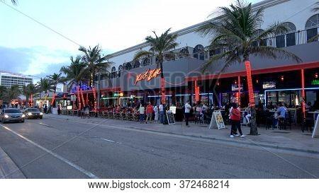 Las Olas Blvd 1a1 At Ft Lauderdale - Fort Lauderdale, Florida April 12, 2016
