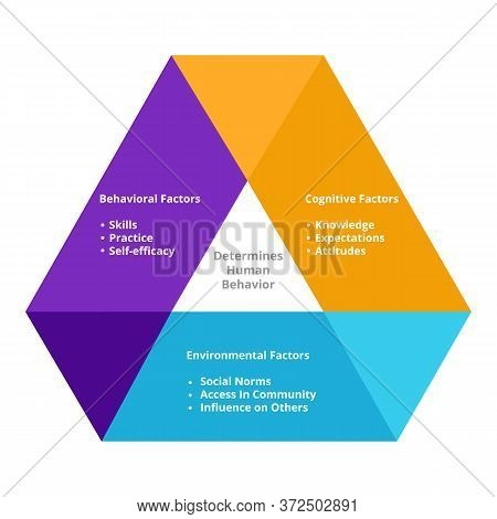 Determines Human Behavior Cognitive Factors Knowledge Expectations Attitudes Environmental Factors S