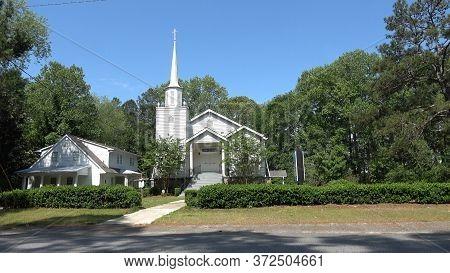 Beautiful Little Church In Atlanta - Atlanta, Georgia - April 22, 2016