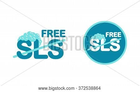 Sls Free Sign -  Unavailability Of Sodium Laureth Sulfate In Cosmetics And Household Chemicals - Emb