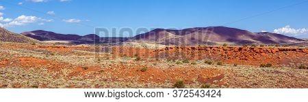 Wupatki Native American Indian Ruins Near Flagstaff, Arizona, Usa