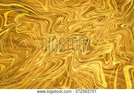 Abstract Marble Sheet Gold Mineral And Golden Line Luxury