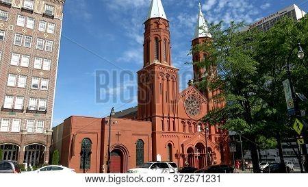 Church In Atlanta Downtown - Atlanta, Georgia April 21, 2016