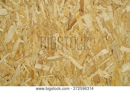 Neutral Backdrop, Texture, Background, Pattern Of Wood Pieces, Oriented Strand Board, Osb