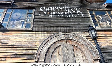 Shipwreck Museum In Key West Florida - Key West, Florida - April 12, 2016