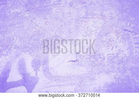 Light Violet Abstract Texture Background, Purple Violet Wall With Paint Spots
