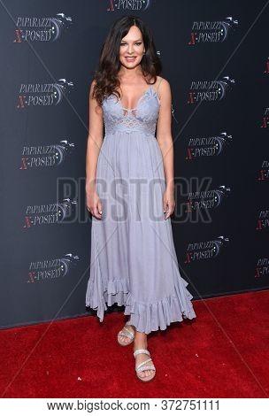 LOS ANGELES - JUN 15: Natasha Alam arrives for 'Paparazzi X-Posed' Red Carpet Premiere on June 15, 2020 in Studio City, CA