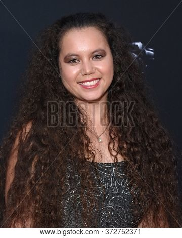 LOS ANGELES - JUN 15: Hoku arrives for 'Paparazzi X-Posed' Red Carpet Premiere on June 15, 2020 in Studio City, CA