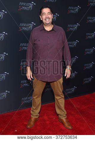 LOS ANGELES - JUN 15: Lou Pizarro arrives for 'Paparazzi X-Posed' Red Carpet Premiere on June 15, 2020 in Studio City, CA