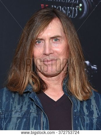 LOS ANGELES - JUN 15: Jim Mitchell arrives for 'Paparazzi X-Posed' Red Carpet Premiere on June 15, 2020 in Studio City, CA