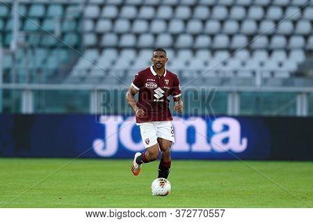 Torino. Italy. 19th June 2020. Italian Serie A . Torino Fc Vs Parma Calcio. Gleison Bremer Of Torino