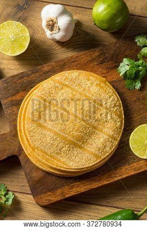 Fresh Homemade Corn Tortillas