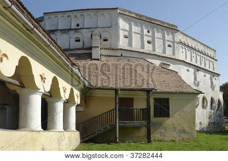 Prejmer Fortress In Romania