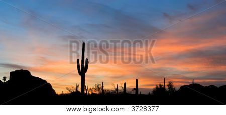 San Tan Sunset