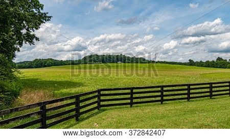 Farm At Leipers Fork In Tennessee - Leipers Fork, Tennessee - June 18, 2019