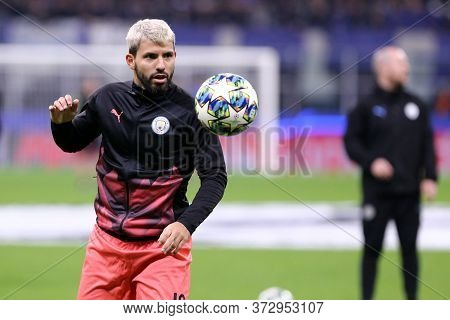 Milano, Italy. 06th November 2019. Uefa Champions League . Atalanta Calcio Vs Manchester City Fc. Se