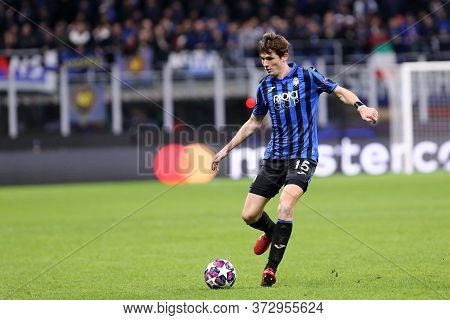Milano, Italy. 19th February 2020. Uefa Champions League. Atalanta Bergamasca Calcio Vs Valencia Cf.