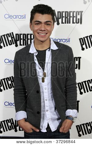 LOS ANGELES - SEP 24:  Adam Irigoyen arrives at the