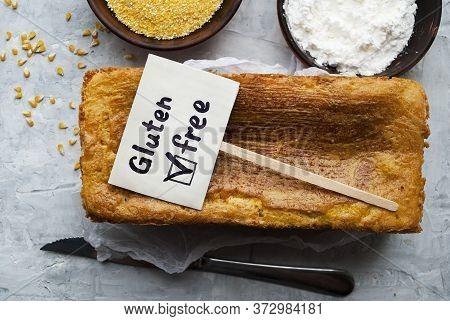Gluten-free Corn Bread And