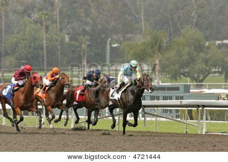 Pioneer Of The Nile Wins The San Felipe Stakes