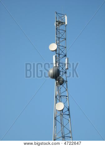 Mobile Communication Tower