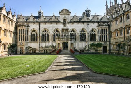 Oxford College Building