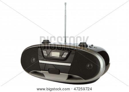 Cd Radio Stereo Cassette Player