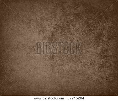 abstract brown background leather color, vintage grunge background texture country western or antiqu