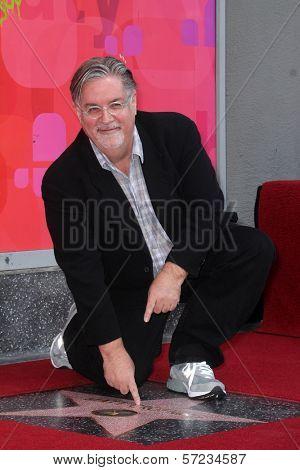 Matt Groening at the Matt Groening Star on the Hollywood Walk of Fame Ceremony, Hollywood, CA 02-14-12
