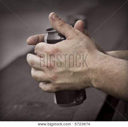 Hands Of A Working Man