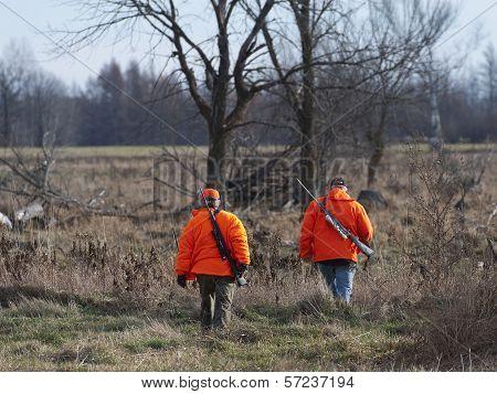 Deer Hunters