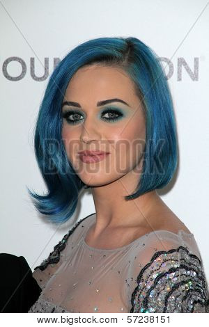 Katy Perry at the 20th Annual Elton John AIDS Foundation Academy Awards Viewing Party, West Hollywood Park, West Hollywood, CA 02-26-12
