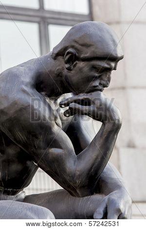 The Large Thinker