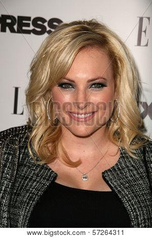 Meghan McCain  at the ELLE and Express