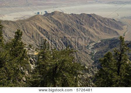 High Above San Jacinto