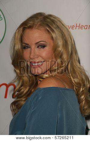 Shannon Tweed  at the 2010 BraveHeart Awards, Hyatt Regency Century Plaza Hotel, Century City, CA.  10-09-10