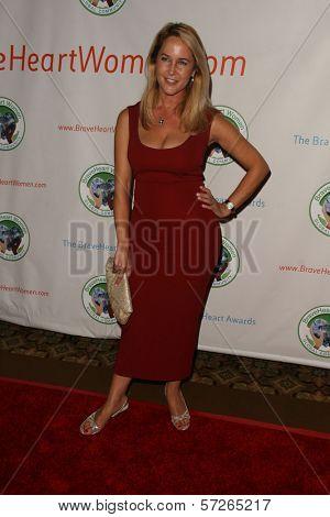 Erin Murphy at the 2010 BraveHeart Awards, Hyatt Regency Century Plaza Hotel, Century City, CA.  10-09-10