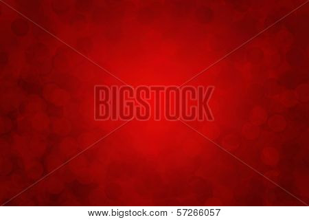 Colorful red abstract background