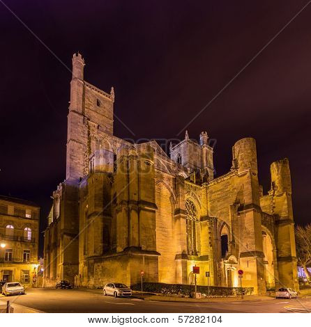 Cathedral Of Saints Justus And Pastor Of Narbonne - France