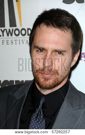 Sam Rockwell at the 14th Annual Hollywood Awards Gala, Beverly Hilton Hotel, Beverly Hills, CA. 10-25-10