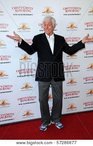 Dick Van Dyke at the