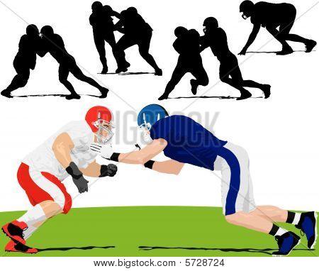 Fußball Abbildung