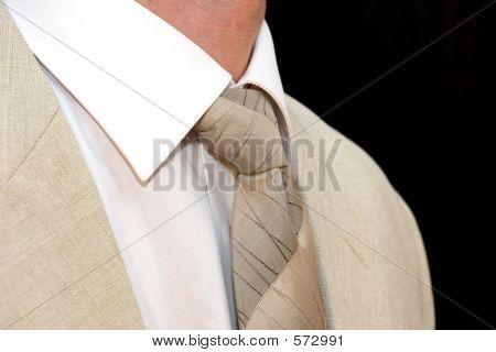 Coat And Tie