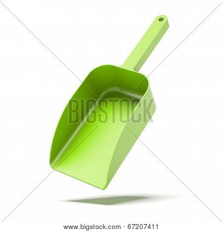 Green Showel