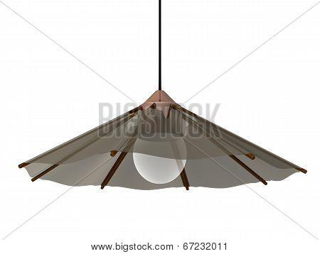 A Modern Lamp