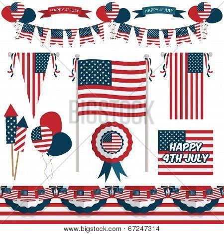 USA Decorations